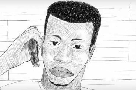 Willis Earl Beal 'Principles of a Protagonist' (short film)