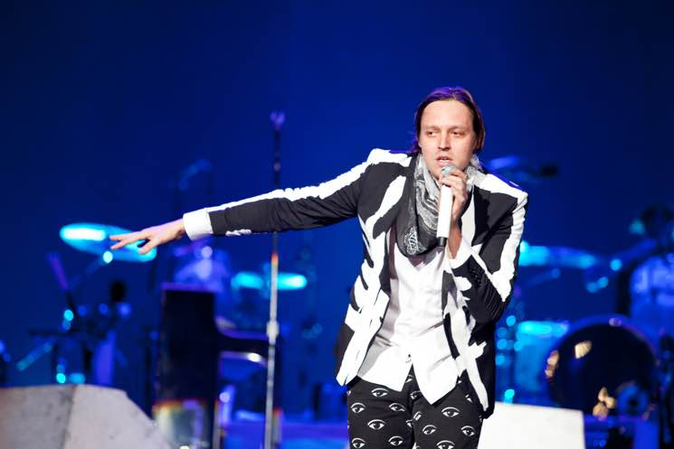 "Arcade Fire's Win Butler Is Taking an ""Extended Break"" from Twitter"