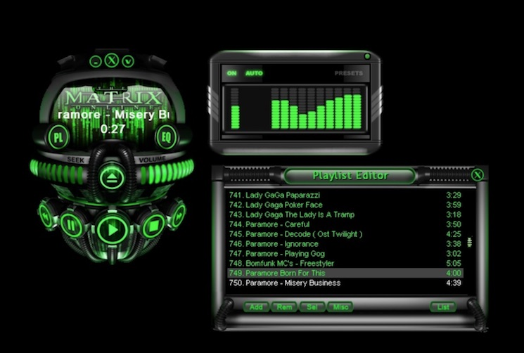 Winamp Is Coming Back