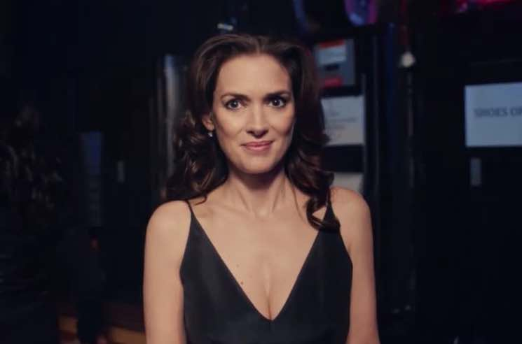 Winona Ryder's L'Oréal Commercial Has Twitter Very Confused