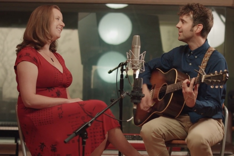 "Winsome Kind ""Sweet Second"" / ""Song for a Winter's Night"" (Gordon Lightfoot cover) (videos)"