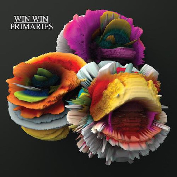 WIN WIN Announce 'Primaries' LP for Arts & Crafts