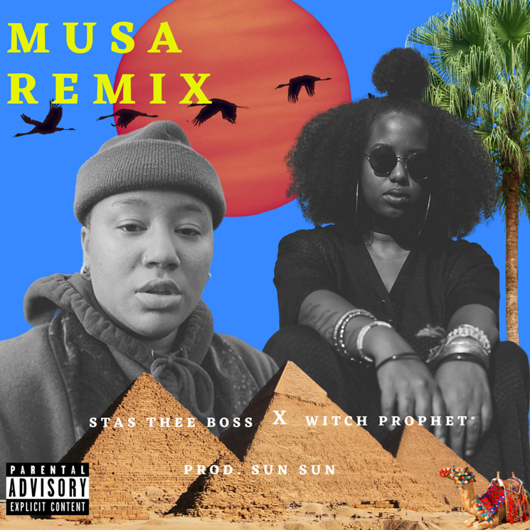Witch Prophet Gets Stas THEE Boss for Her 'Musa' Remix