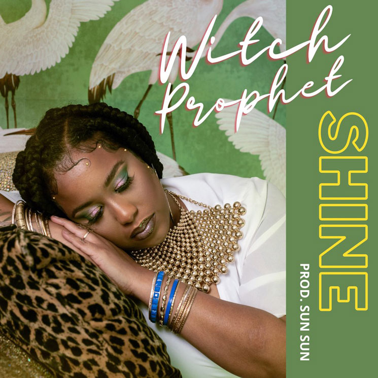 Witch Prophet Holds On to Hope with New Single 'Shine'