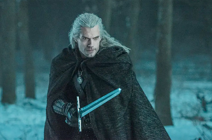 Netflix Halts Production on 'The Witcher' Season 2