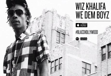 "Wiz Khalifa ""We Dem Boyz"""
