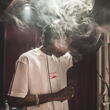 "Wiz Khalifa ""James Bong"""