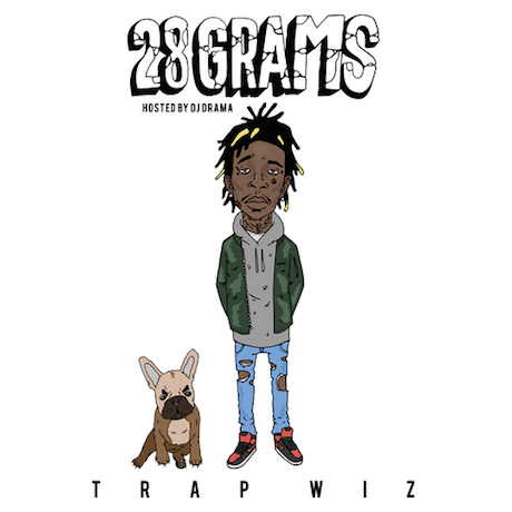 Wiz Khalifa '28 Grams' (mixtape)