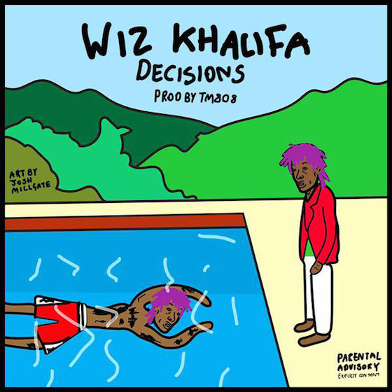 "Wiz Khalifa ""Decisions"""