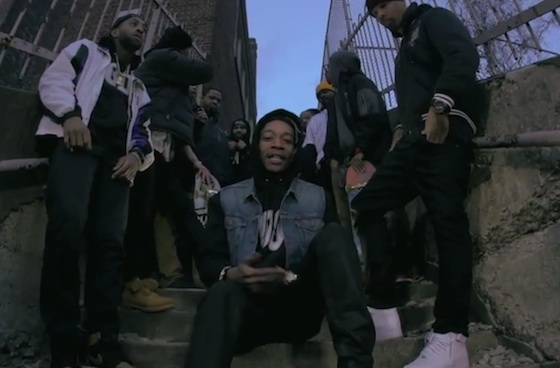 "Wiz Khalifa ""Still Down"" (ft. Ty Dolla $ign and Chevy Woods) (video)"