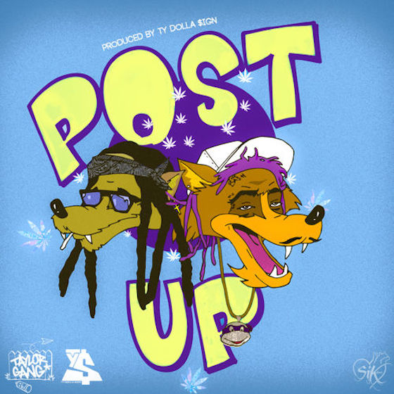 Wiz Khalifa & Ty Dolla $ign 'Post Up'