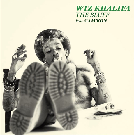 "Wiz Khalifa ""The Bluff"" (ft. Cam'ron)"
