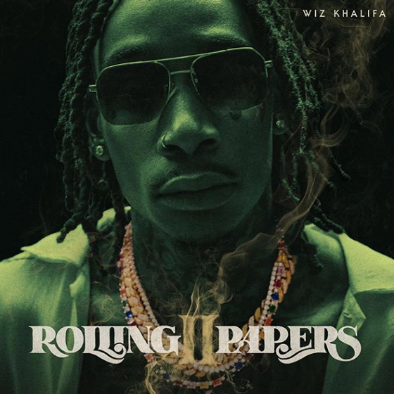 Hear Wiz Khalifa's 'Rolling Papers 2'