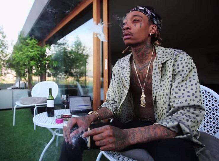 """Wiz Khalifa """"Zoney"""" (video)"""
