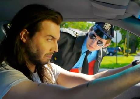 "Andrew W.K. ""It's Time to Party"" (video)"