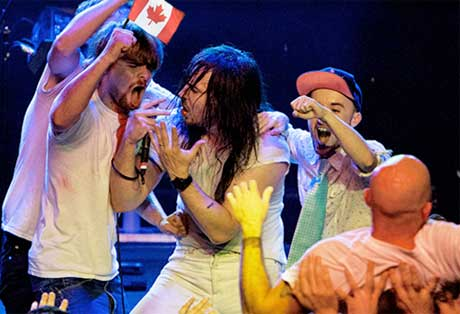 Andrew W.K. Announces Canadian Tour
