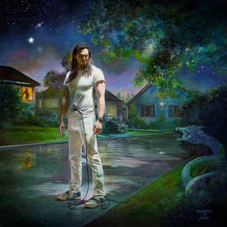 "Andrew W.K. ""Music Is Worth Living For"""