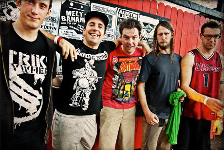 A Wilhelm Scream Book Canadian Spring Tour