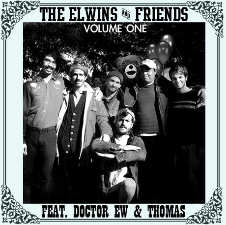 The Elwins 'The Elwins & Friends Volume One' (album stream)