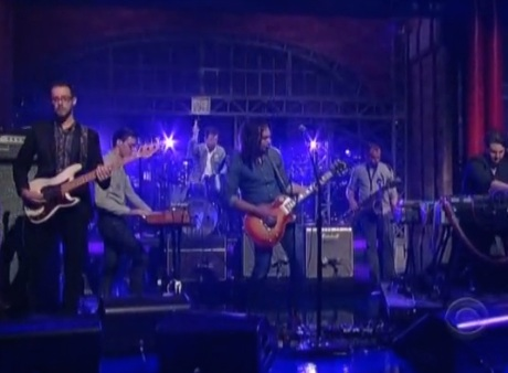 "The War on Drugs ""Red Eyes"" (live on 'Letterman')"