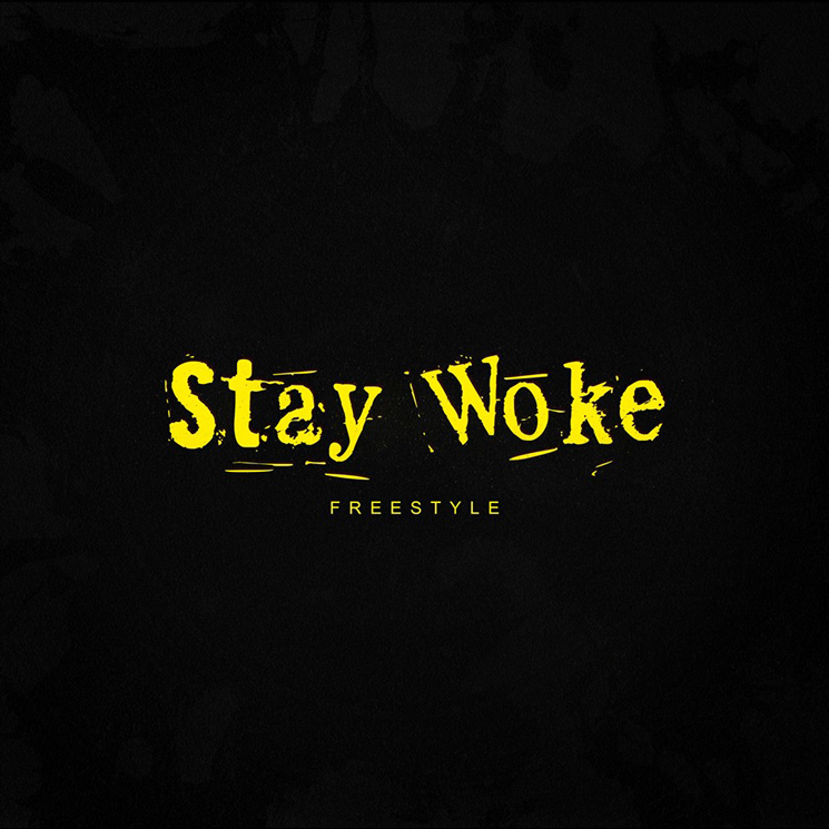"2 Chainz Shares ""Stay Woke Freestyle"""