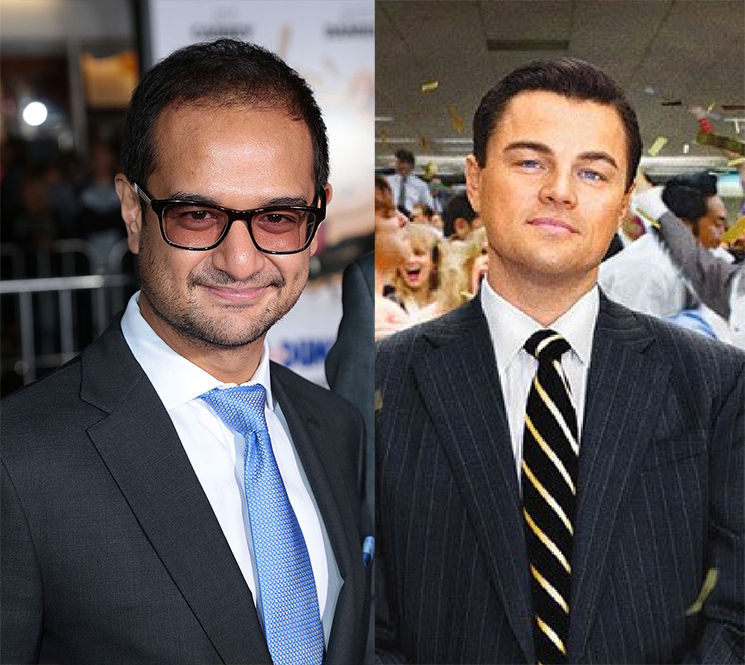 'Wolf of Wall Street' Producer Riza Aziz Arrested for Money Laundering