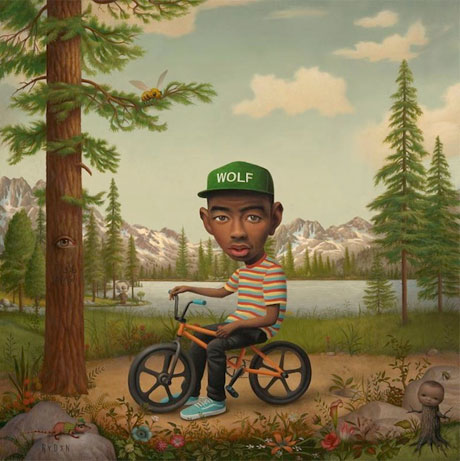"Tyler, the Creator ""Cowboy"" (alternate version)"
