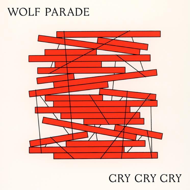 Wolf Parade 'Cry Cry Cry' (album stream)