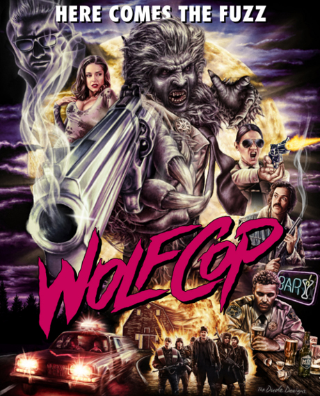 Shooting Guns Soundtrack Horror-Comedy 'WolfCop'