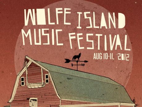 Kingston's Wolfe Island Ropes In Sam Roberts Band, Zeus, Yukon Blonde, Rich Aucoin