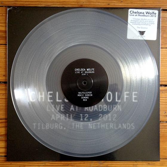 Chelsea Wolfe's 'Live at Roadburn' Treated to Vinyl Reissue