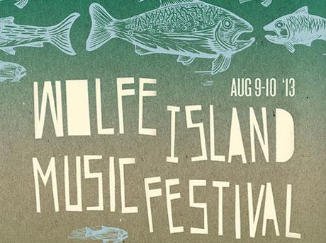 Wolfe Island Music Festival Unveils 2013 Lineup with Joel Plaskett Emergency, Born Ruffians, Hannah Georgas