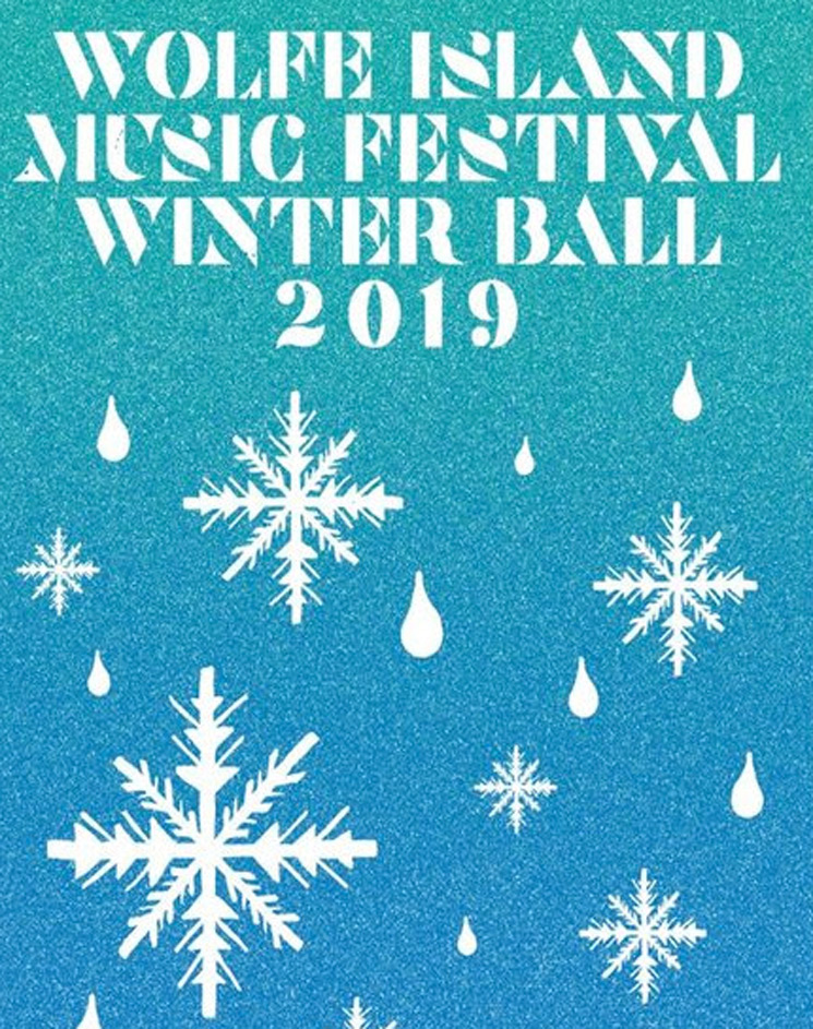 Wolfe Island Music Festival Announces 2019 'Winter Ball'