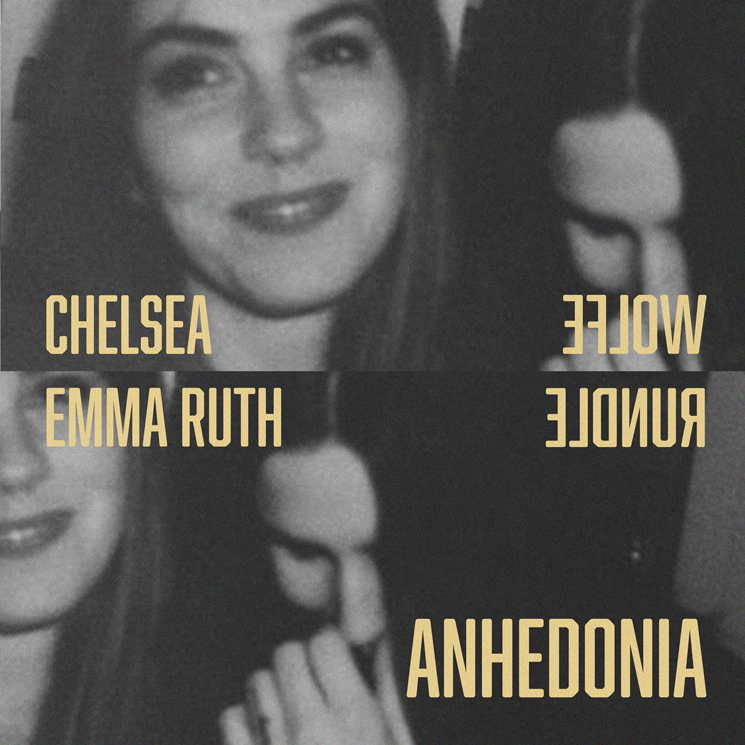Chelsea Wolfe and Emma Ruth Rundle Team Up for 'Anhedonia'
