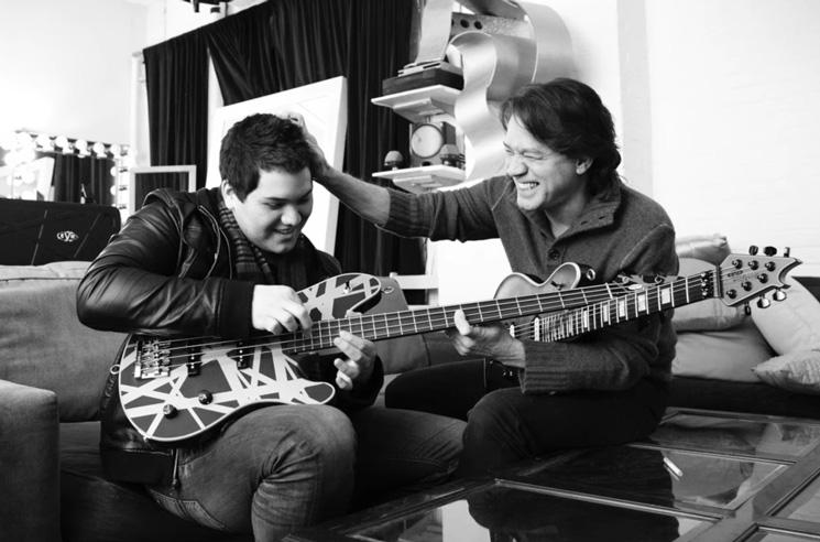 Wolfgang Van Halen Shares Debut Single 'Distance'