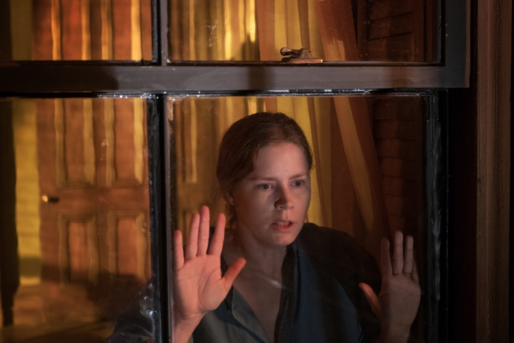 Those Years in Production Limbo Didn't Make 'The Woman in the Window' Any Better Directed by Joe Wright