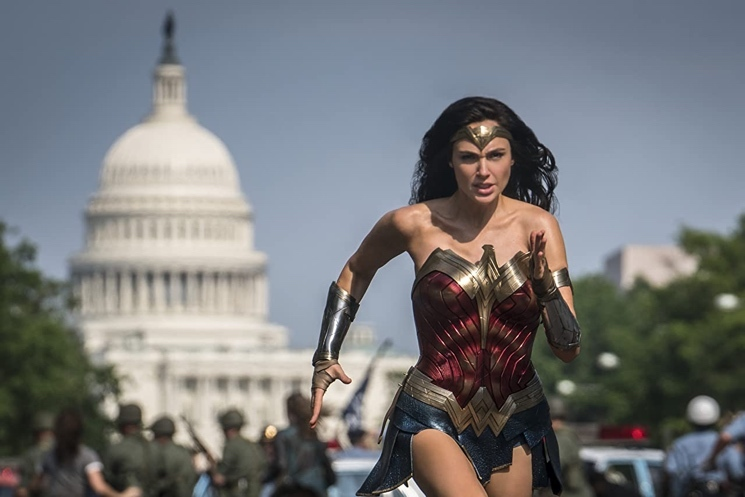 'Wonder Woman 1984' Overcomes Its Uneven Script with Pure '80s Escapism Directed by Patty Jenkins