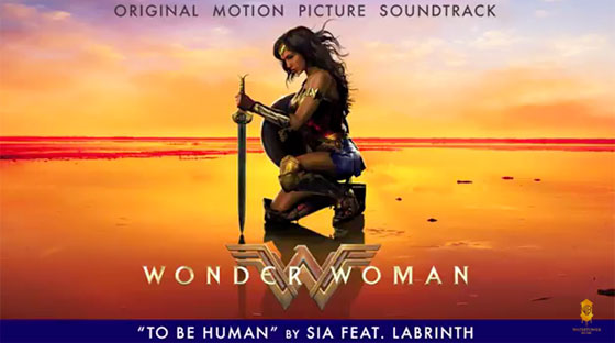 Here Is Sia's Song for 'Wonder Woman'