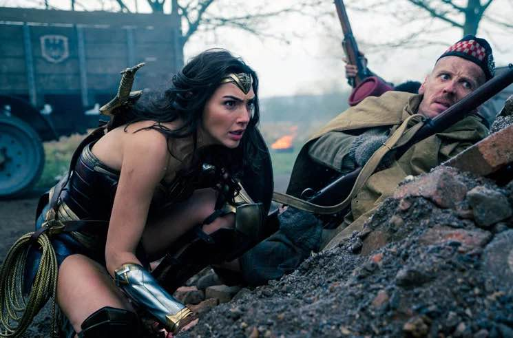 'Wonder Woman' Actress Gal Gadot Was Paid Shockingly Little for Her Starring Role