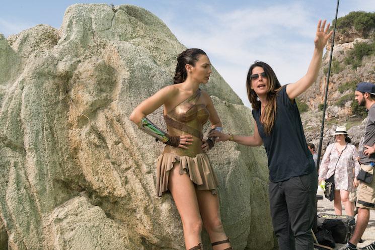 """Patty Jenkins Talks Directing Gal Gadot in Her """"Kick-Ass"""" New 'Wonder Woman' Movie"""