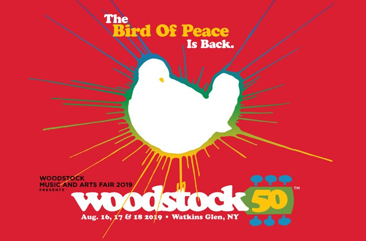 "Woodstock 50 May Move to a Much Smaller ""Racino"""