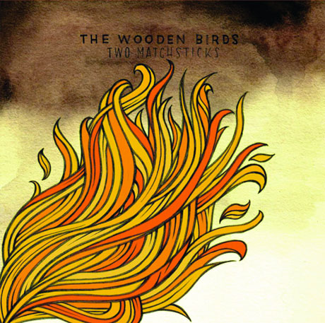 The Wooden Birds Return with <i>Two Matchsticks</i>, Tap Ben Gibbard and Matt Pond to Guest