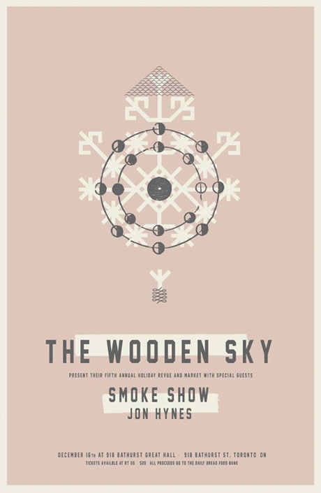 The Wooden Sky Unveil Fifth Annual Holiday Revue in Toronto