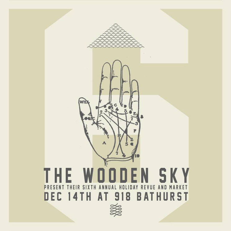 The Wooden Sky Announce Holiday Revue Shows in Toronto and Ottawa
