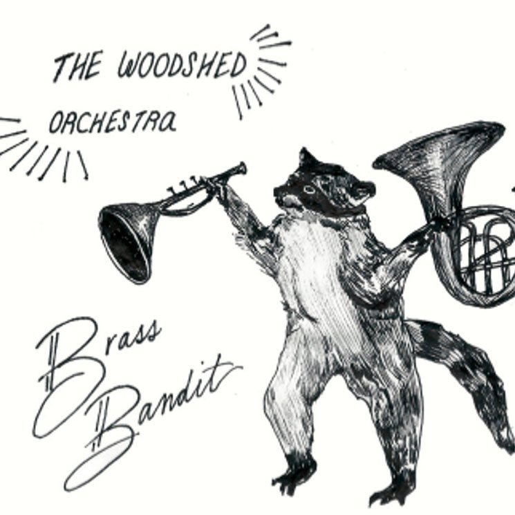 The Woodshed Orchestra Brass Bandit