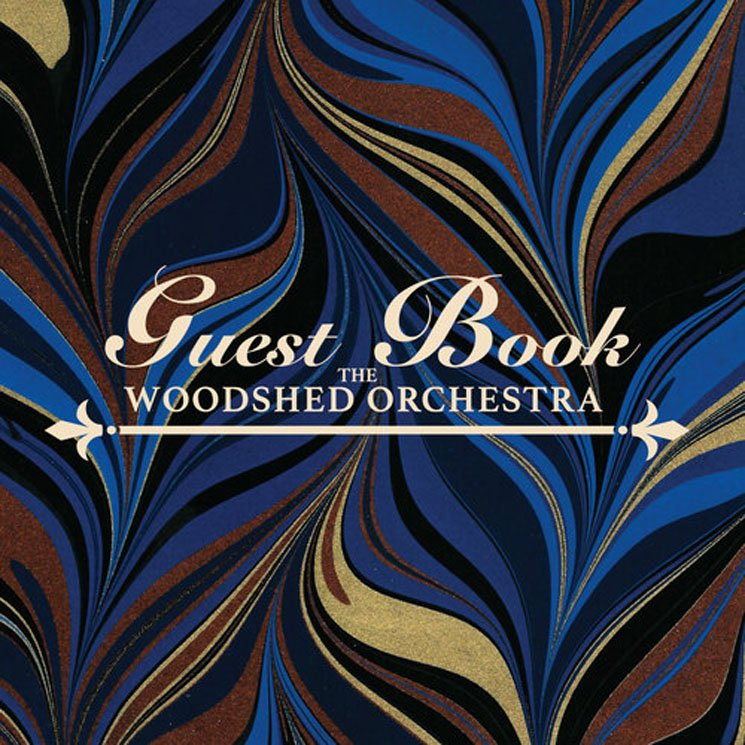 The Woodshed Orchestra Guest Book