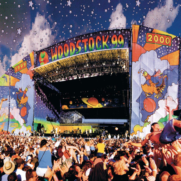 Netflix Is Making a Docuseries on Woodstock '99