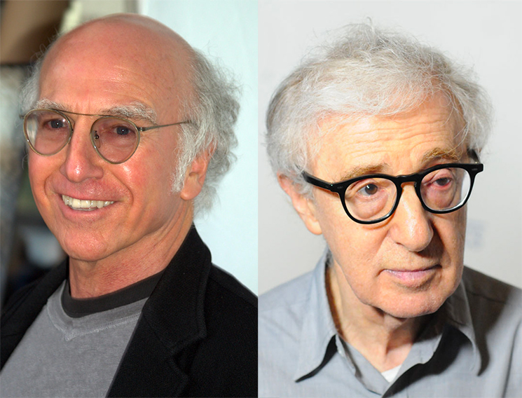 Larry David Loved Woody Allen's Memoir: 'It's Hard to Walk Away Thinking That This Guy Did Anything Wrong'
