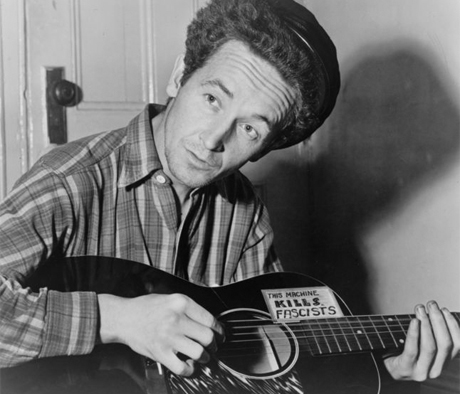 Woody Guthrie to Be Honoured with Museum and Archive
