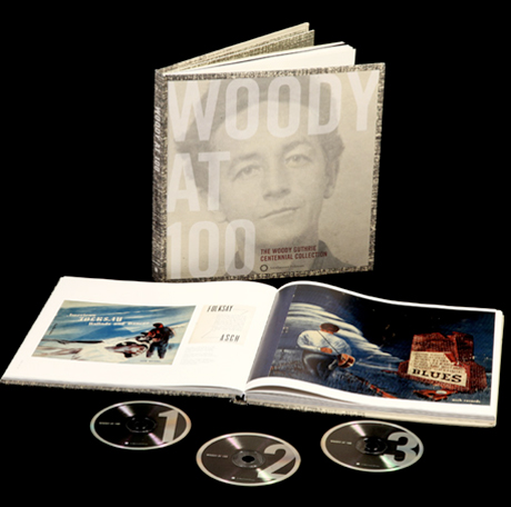 Woody Guthrie Celebrated with New Retrospective Box Set